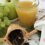 """In cucina con il tè: gennaio e gli """"smoothie-tè"""" detox"""