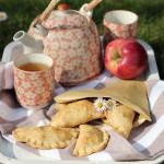 In cucina con il tè: Marzo, pic nic di Pasquetta con fagottini di verdura, noci e tè Kukicha tostato