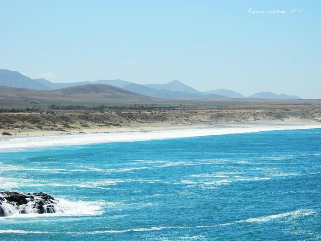 Spiaggia El Cotillo - Fuerteventura 2016