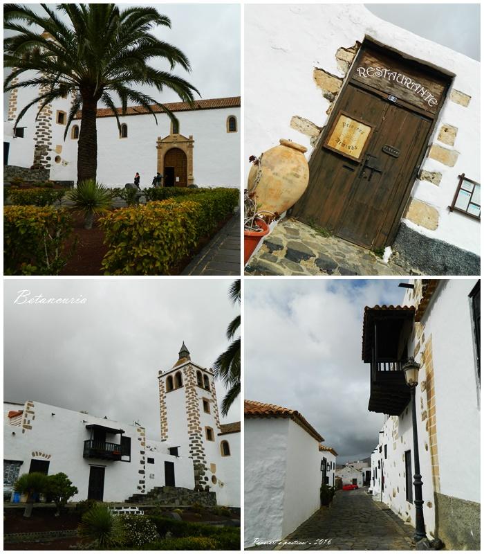 collage Betancuria - Fuerteventura 2016