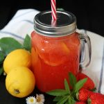 Limonata alle fragole – Strawberry Lemonade