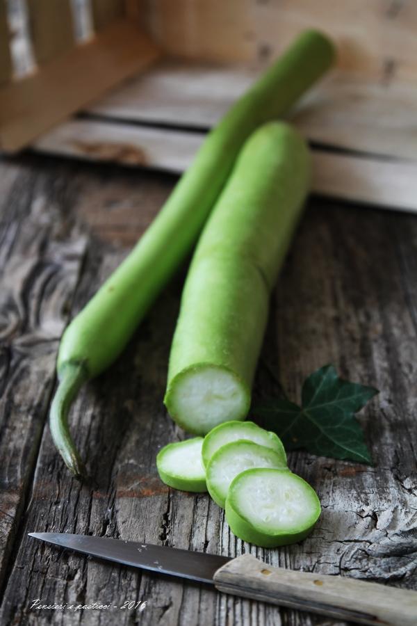 zucchine trombette di Albenga