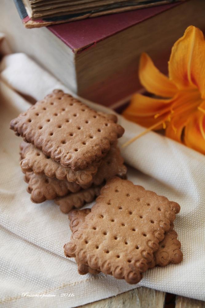 biscotti all'avena e spezie 4
