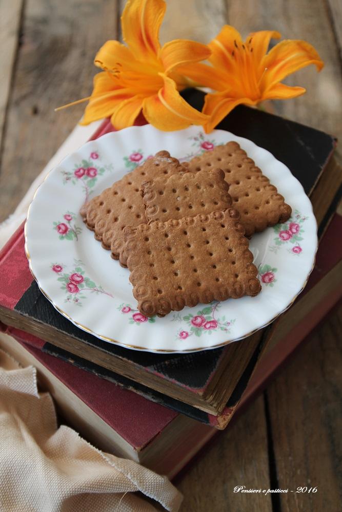 biscotti all'avena e spezie 5