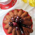 Torta al cocco e cacao gluten free
