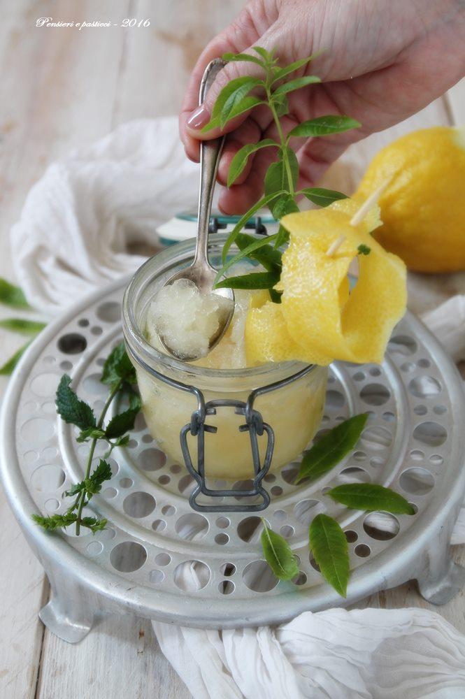 granita al tè Bergamot wulong 2