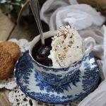 Cioccolata calda fondente al Tea brulé