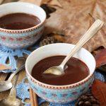 Crema ciocco-caffè profumata alla cannella