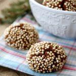 Biscotti al Nesquik e quinoa soffiata