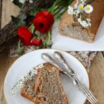 Plumcake al tè Talisman Tea, vegan recipe senza uova e senza lattosio