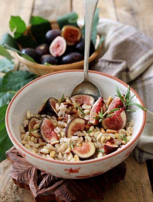 insalata di cinque cereali