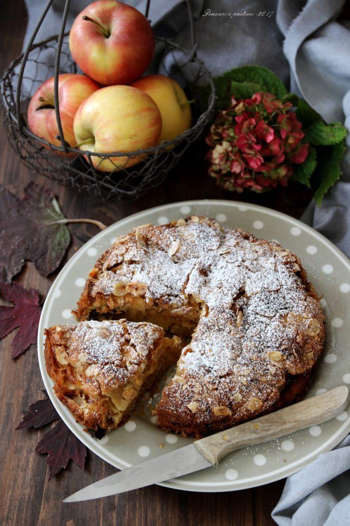 torta alle mele e uvetta di Csaba