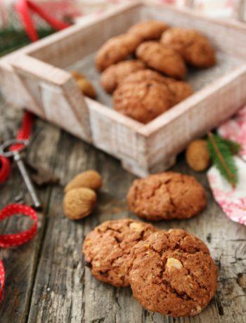 biscotti ubriachi con noci e mandorle