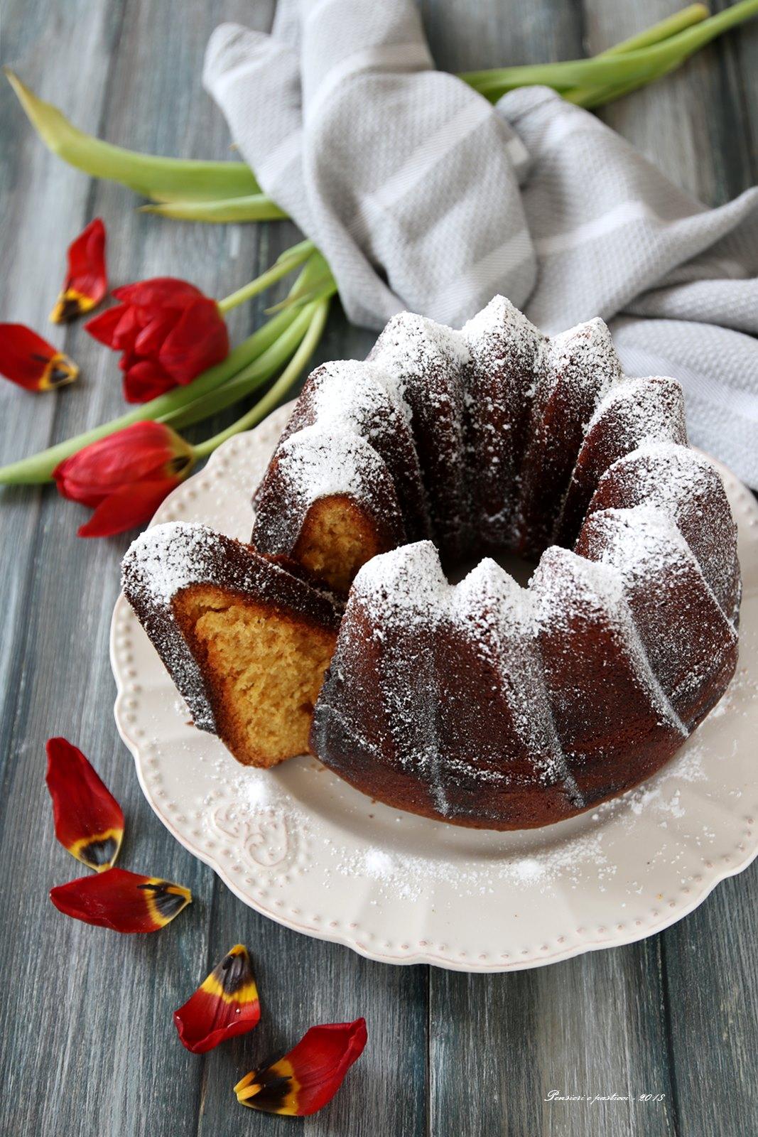 bundt cake al succo Ace