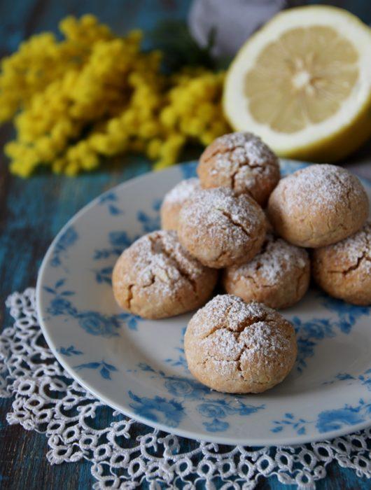 biscotti al cedro semi-integrali