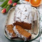 Cake all'arancia e ricotta per Seguilestagioni