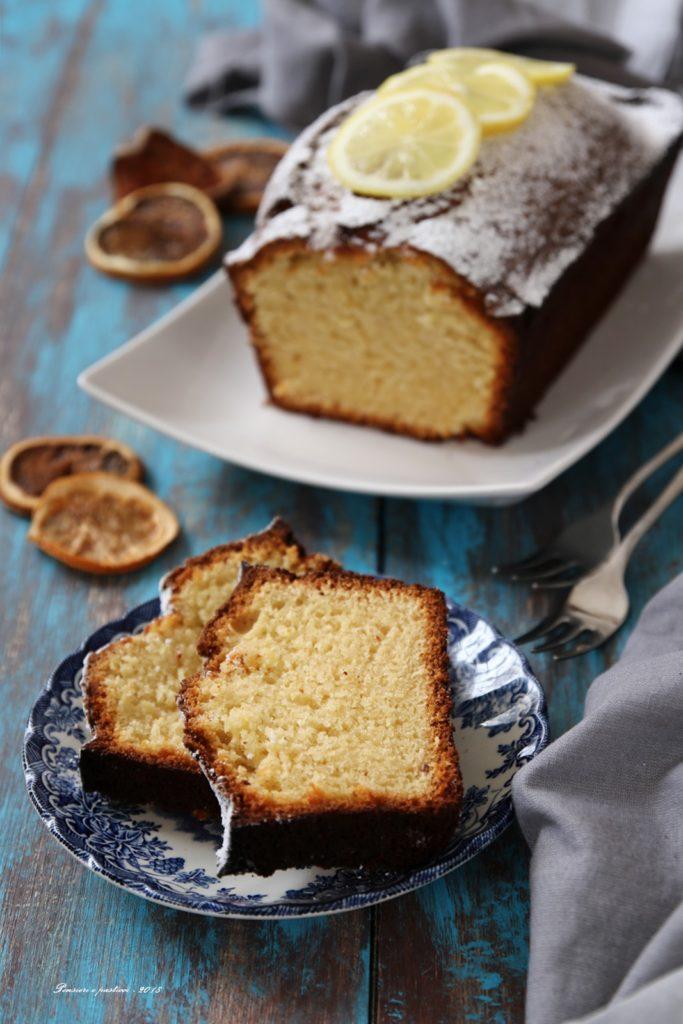 plumcake profumato al bergamotto