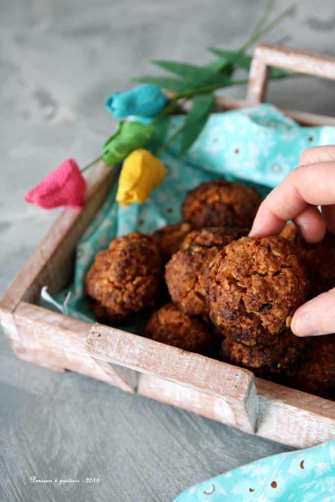 biscotti anzac di Ottolenghi