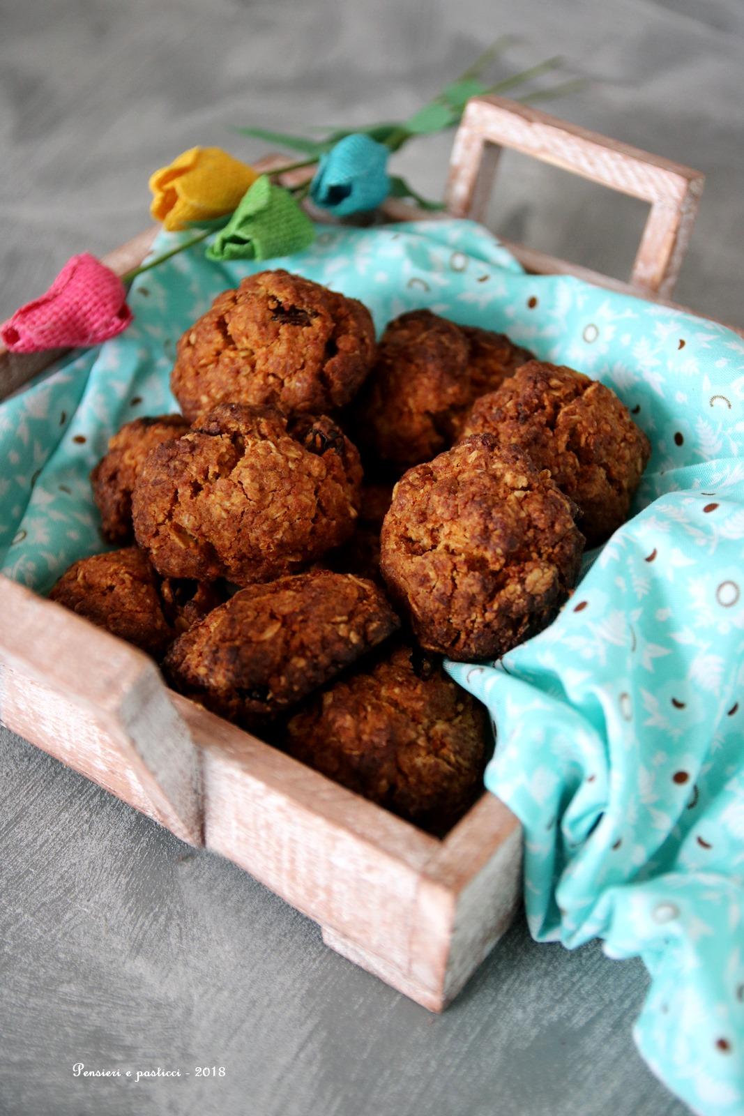 biscotti Anzac do Ottolenghi