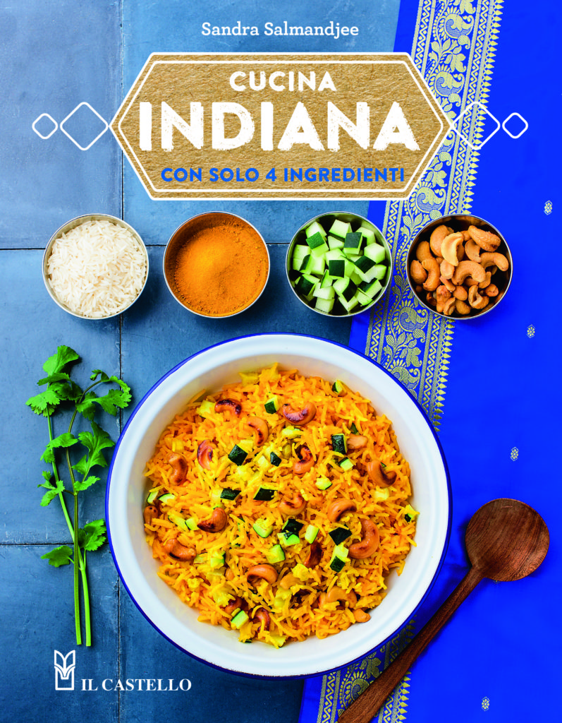 cucina indiana con solo 4 ingredienti