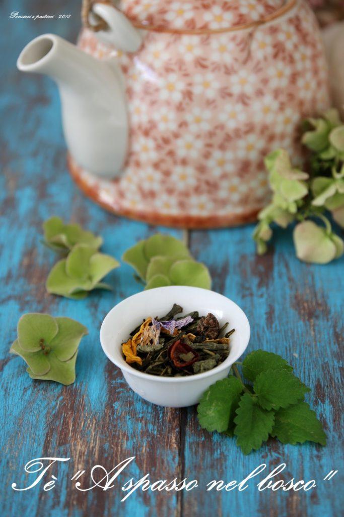 tè A spasso nel bosco