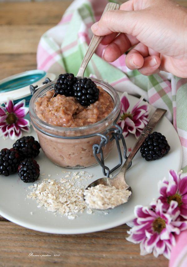 porridge al cacao, spezie e more
