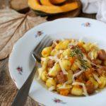 Piatti di pasta d'autunno: cinque idee per voi!