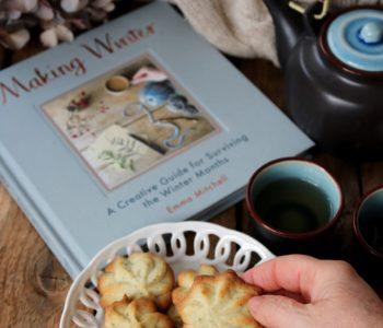 biscotti di frolla montata al tè Zagara
