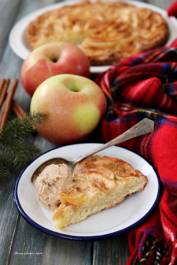torta di mele scozzese