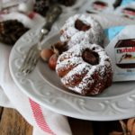 Mini bundt alla Nutella® per World Nutella Day