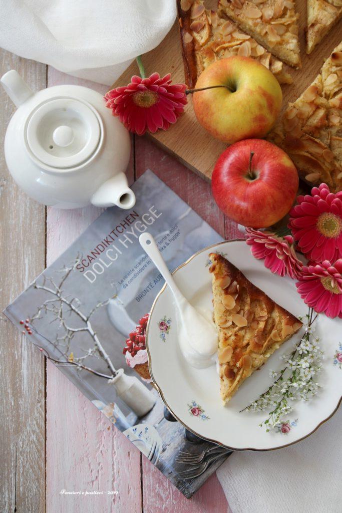 torta di mele norvegese eplekake