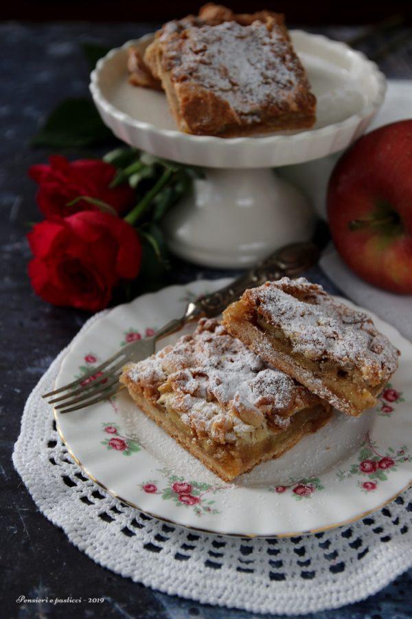 Torta di mele polacca (Szarlotka)