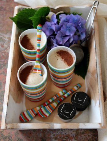 cremoso al caffè e vaniglia