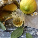 Liquore alla salvia e limone