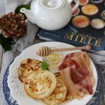Pancakes alla ricotta e miele, ed una nuova rubrica!