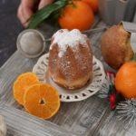 Pandorini di panbrioche al mandarino…e Buon Natale!