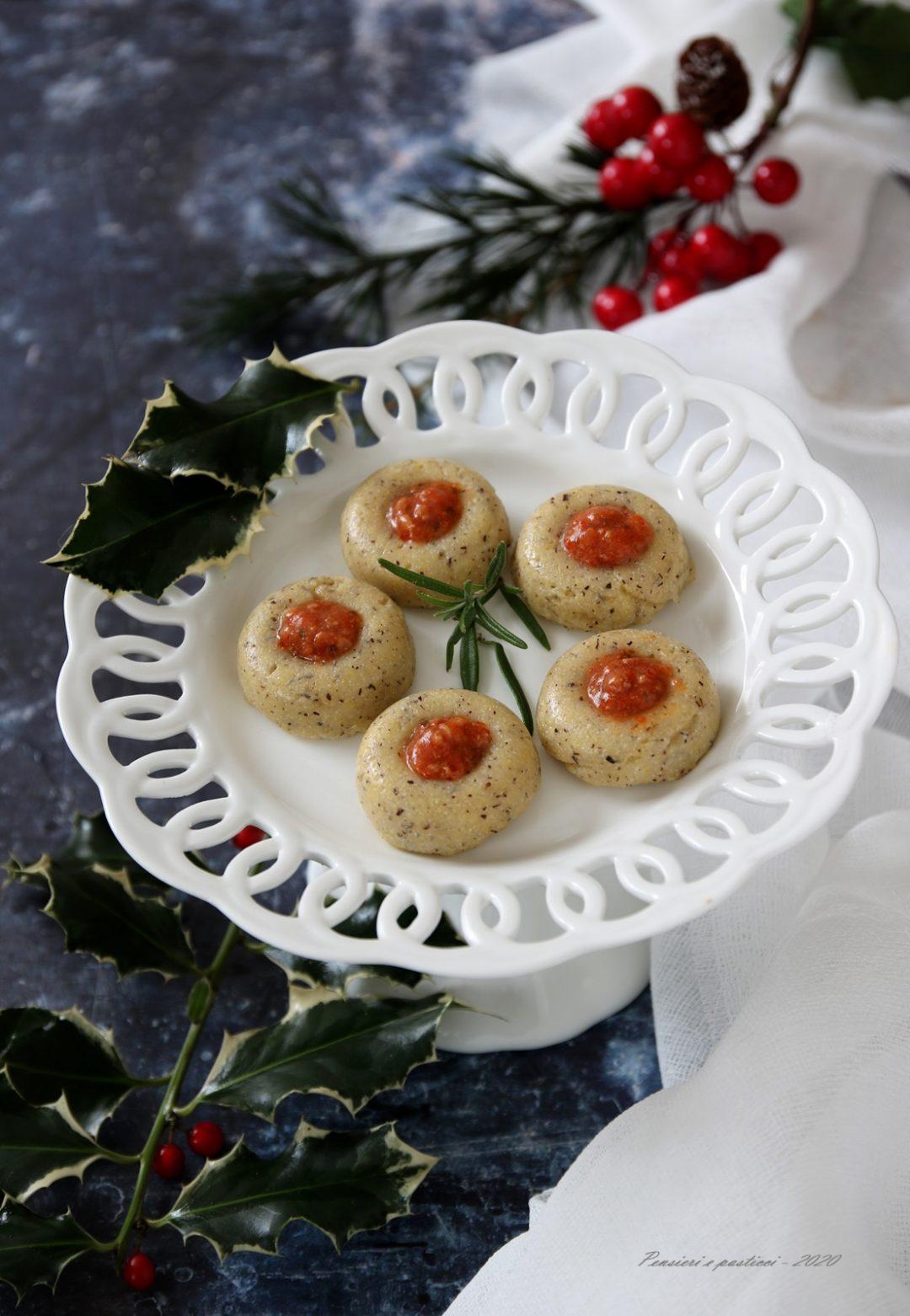 stuzzichini di polenta taragna