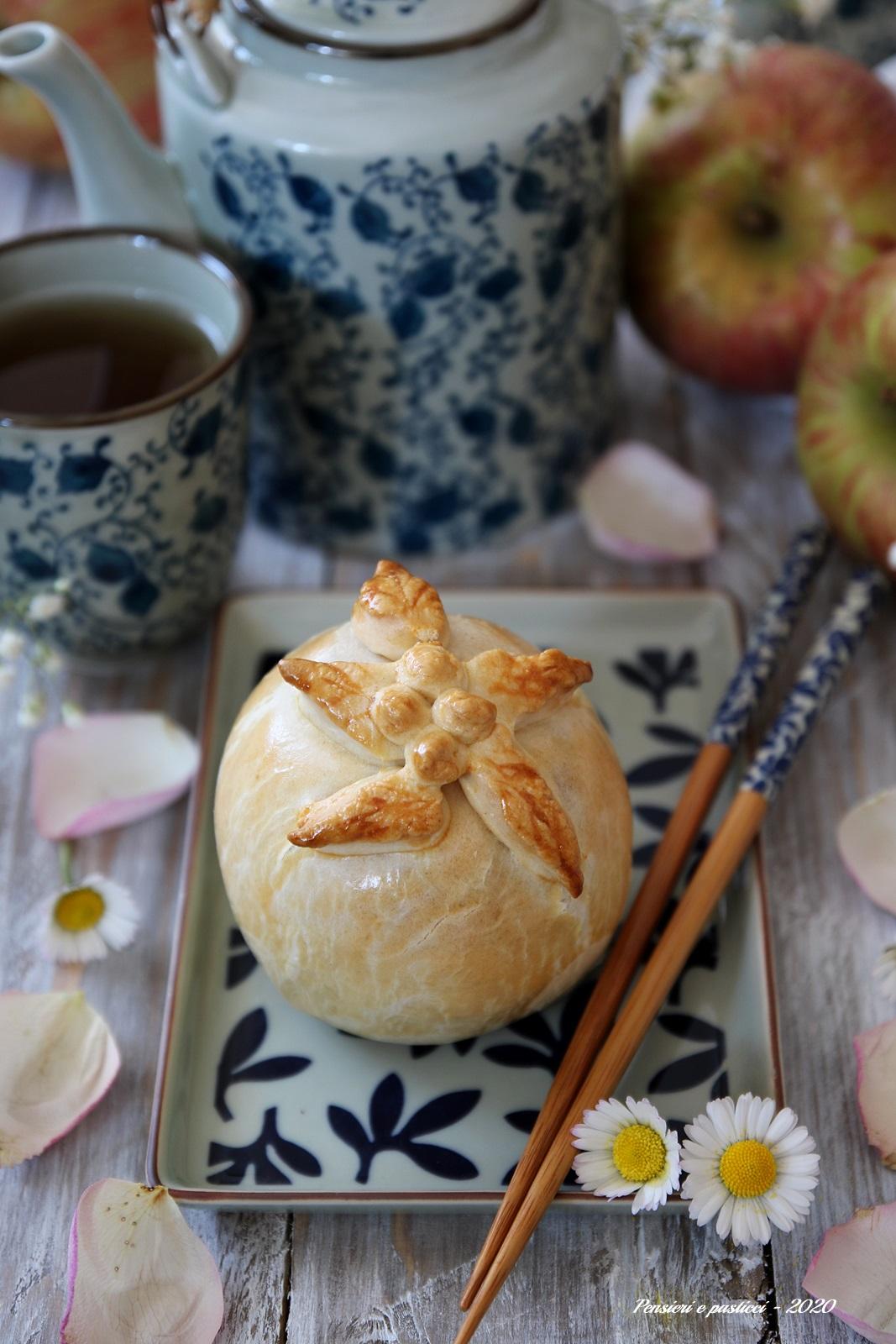mele in crosta alla giapponese