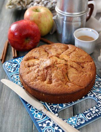 torta di mele alla portoghese
