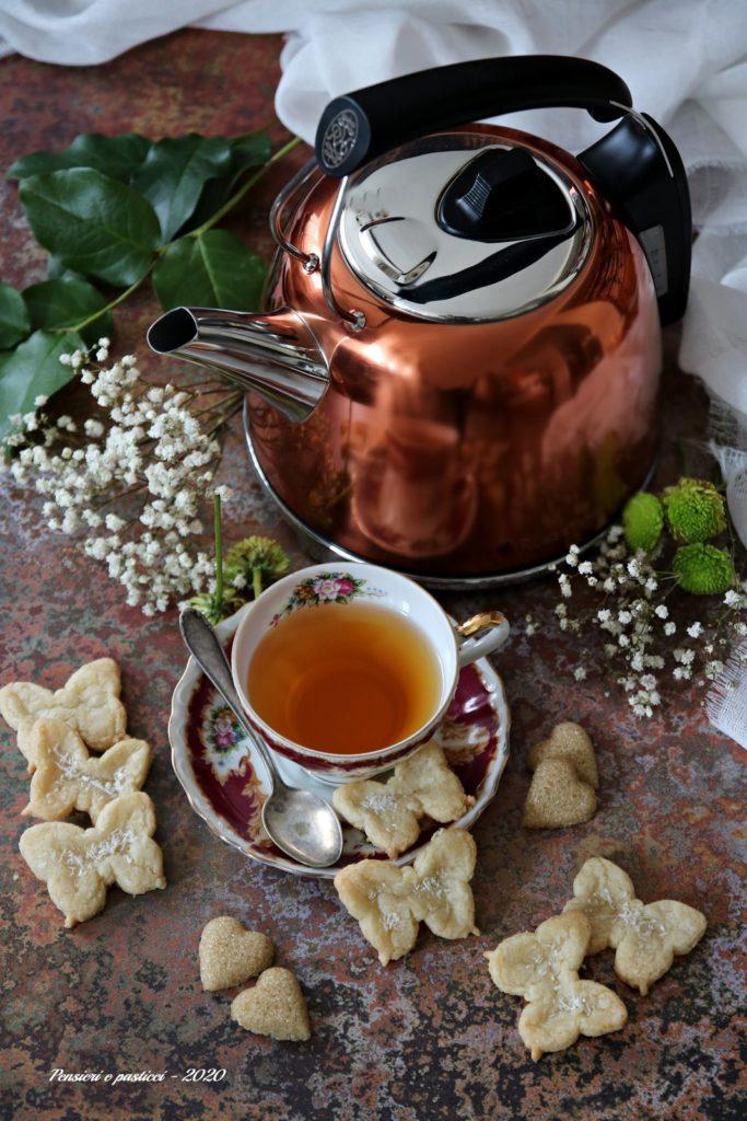 biscottini da tè al cocco