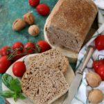 Pane ai sette cereali semi e noci