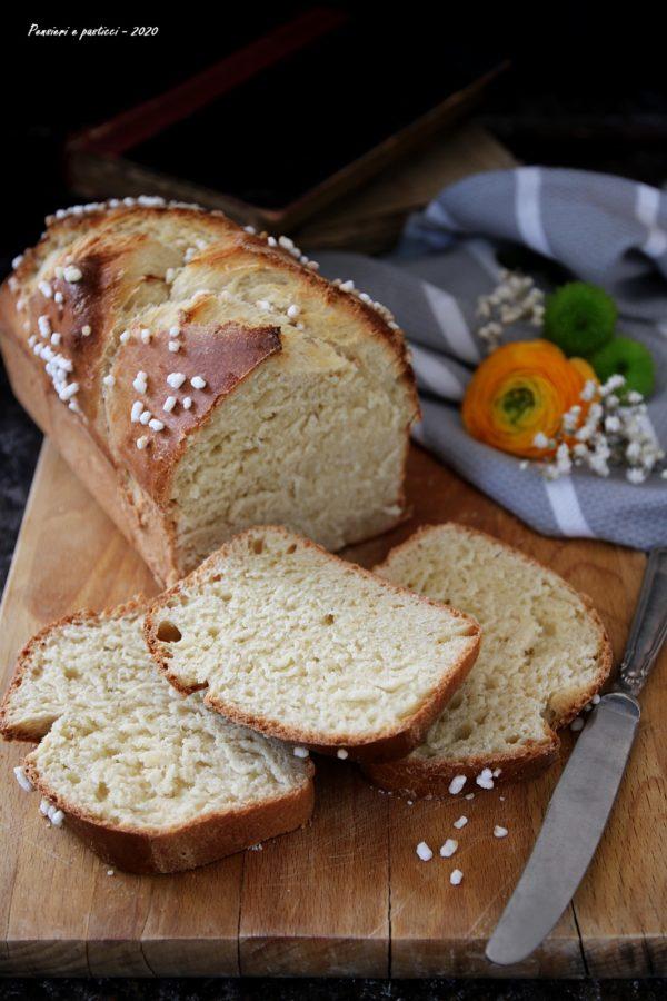 pan brioche in cassetta con licoli