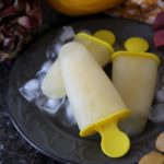 Ghiaccioli al succo di melone