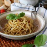 Spaghetti alla Gennaro, santo patrono di Napoli