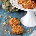 Panellets de pinyò – biscotti spagnoli