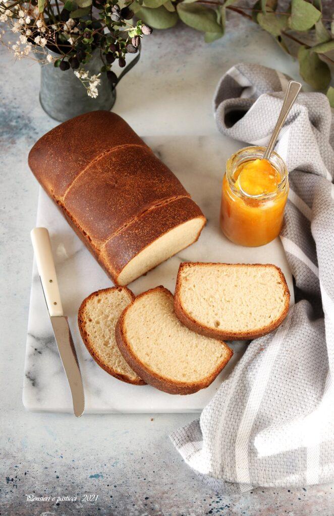 pan brioche allo yogurt con macchina del pane