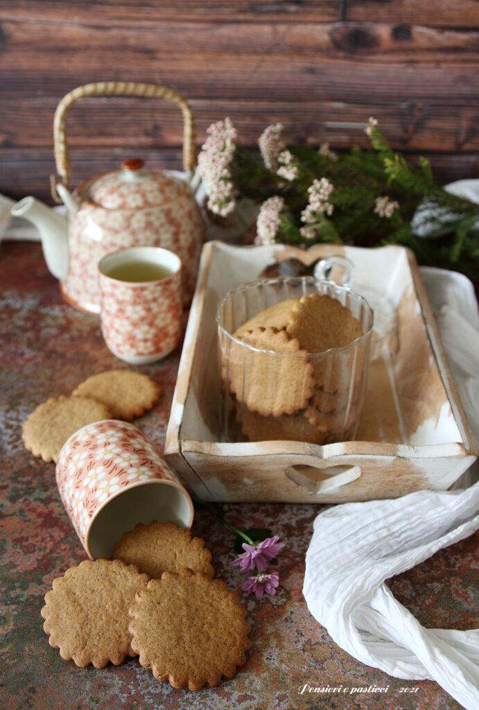Speculoos biscotti speziati del Belgio
