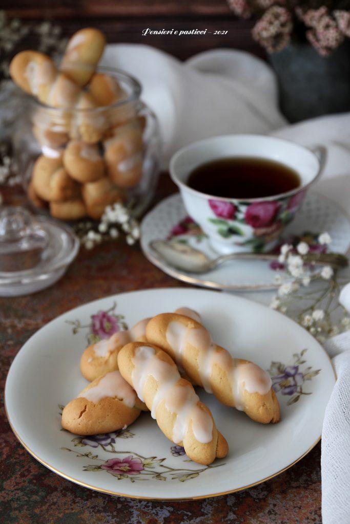 biscotti affogagatti di Lecce