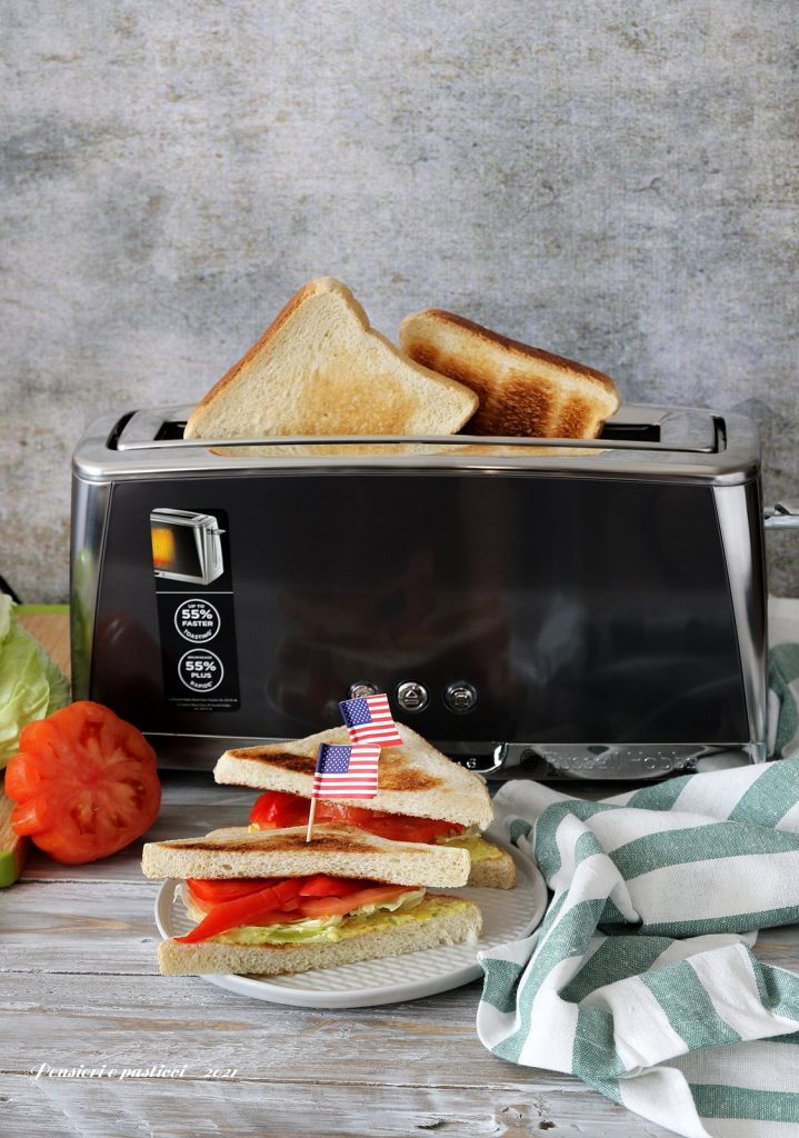 vegetarian american sandwiches