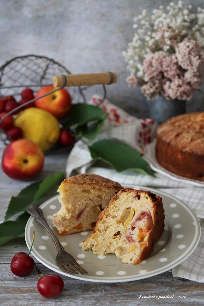torta tanti-frutti